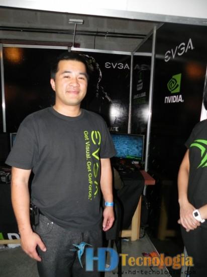 Entrevista Well Shen Lin EVGA