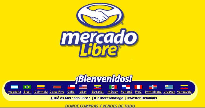 Mercado libre muestra que lidera el consumo invernal hd for Paginas de espectaculos argentina