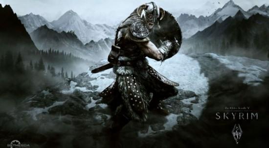 Dragonborn la próxima expansión de Skyrim