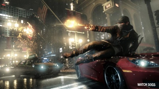 Watch Dogs de Ubisoft