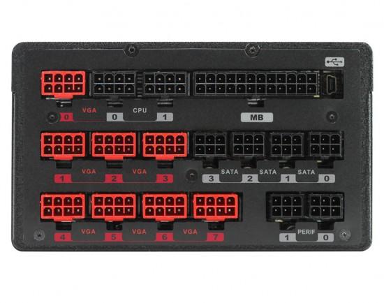 EVGA nos sorprende con su fuente de poder SuperNOVA NEX1500 Classified 4