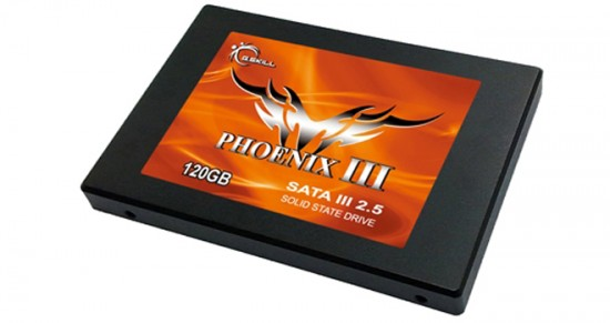 G.SKILL lanza su nuevos SSD SATA III