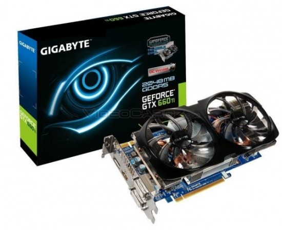 Gigabyte GTX 660 Ti WindForce 2X OC