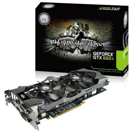 KFA2 lanza la GeForce GTX 660 Ti 2GB y 3GB