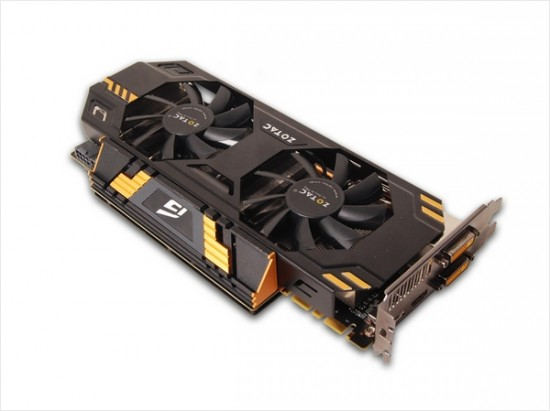 ZOTAC revela la GeForce GTX 660 Ti Extreme Edition