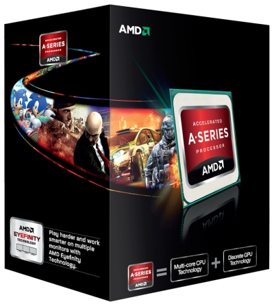 Review AMD A10-5800k