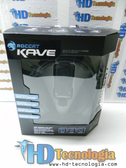 Review Roccat Kave 5.1
