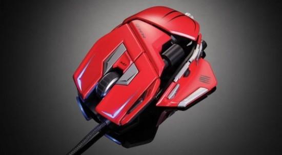 Mouse R.A.T. en 3 nuevos colores