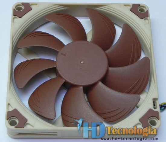 Review Ventiladores Noctua NF-A4x10 FLX, NF-A6x25 FLX y el NF-A9x14 PWM