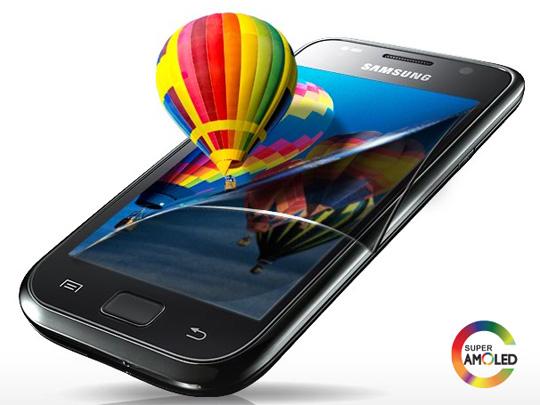Samsung Full HD Super AMOLED
