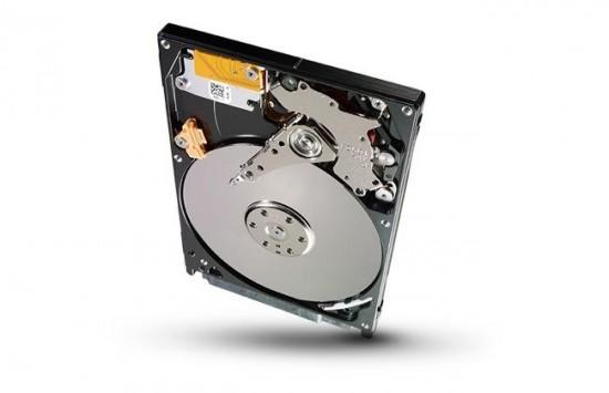 Nuevo Seagate Video 2.5 HDD