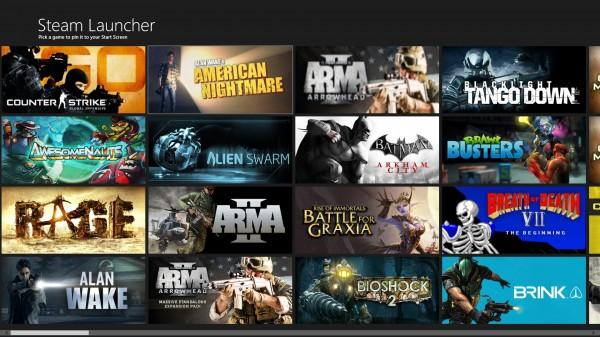 Steam Launcher Para Windows 8 Hd Tecnolog 237 A