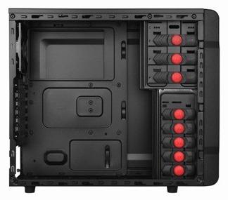 Thermaltake lanza el gabinete gamer Versa G1 2