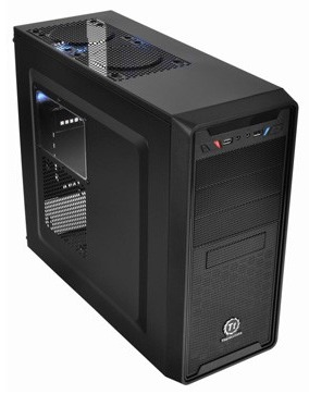 Thermaltake lanza el gabinete gamer Versa G1 4