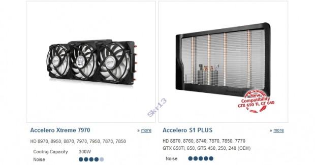 Arctic lanza dos disipadores de calor Accelero para las placas AMD Radeon HD 8000