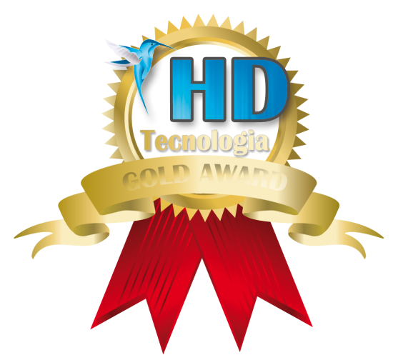 HD Tecnologia Gold Award