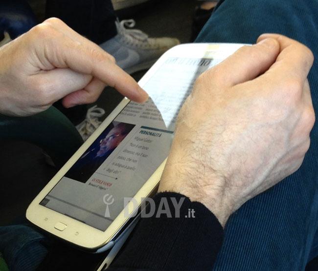 Primer mirada al Galaxy Note 8.0