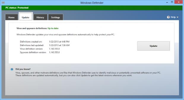 Security Essentials de Microsoft proporciona mejor protección