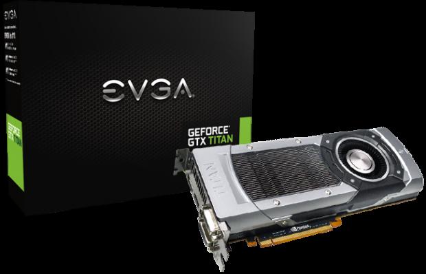 EVGA GTX Titan