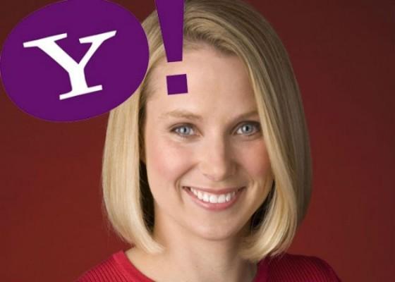 Marissa Mayer CEO de Yahoo no confia en Microsoft