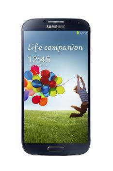 Galaxy S4 de frente