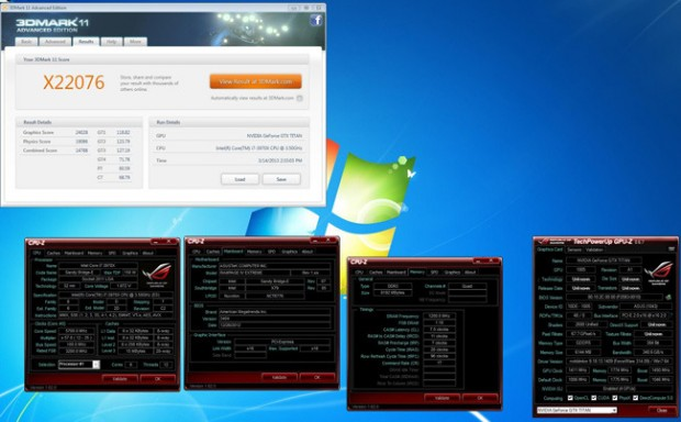 ASUS GeForce GTX Titan 3