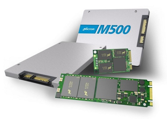Crucial lanza sus SSDs M500