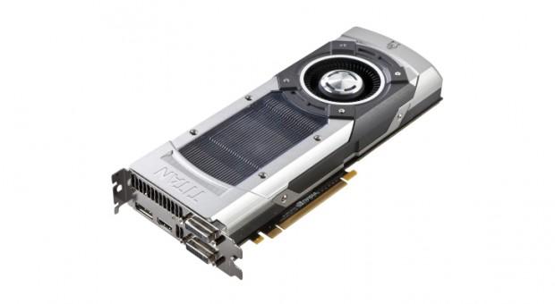 GeForce GTX TITAN AMP! Edition