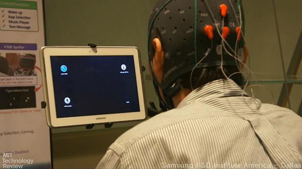 Samsung ondas cerebrales