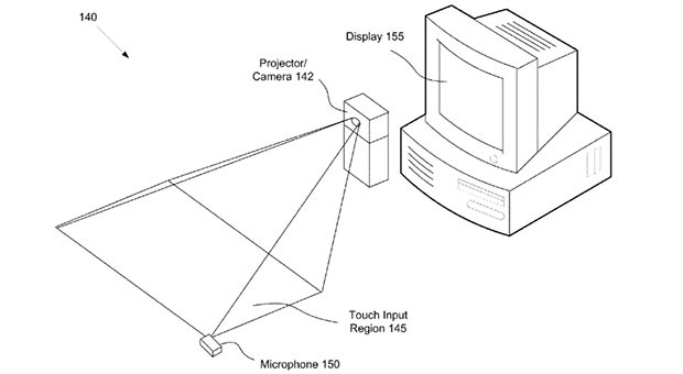 Sony patente sonido