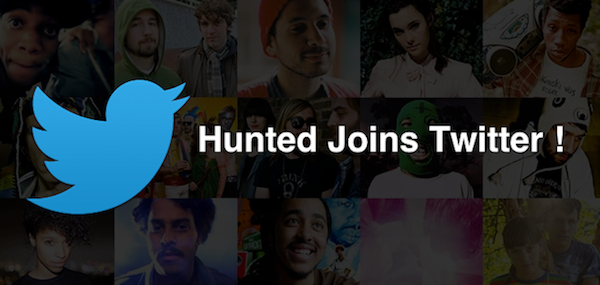 Twitter We Are Hunted