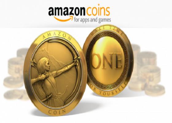 Llegan los Amazon Coins