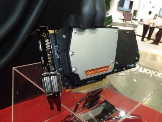 Colorful GeForce GTX Titan Ultra 2