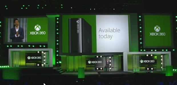 Xbox 360 con diseño de Xbox One