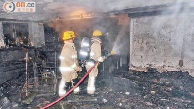 Galaxy S4 provoca un incendio