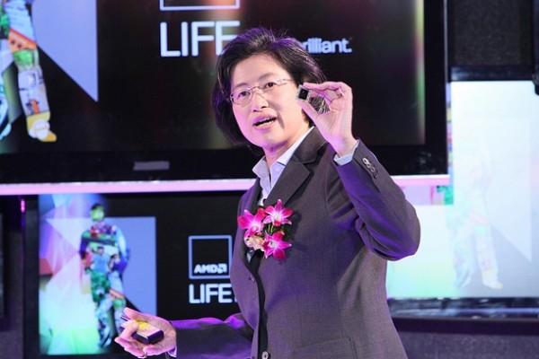 Lisa Su, mánager general AMD