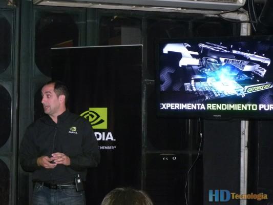 NVIDIA PartnerForce Tours en Buenos Aires -1