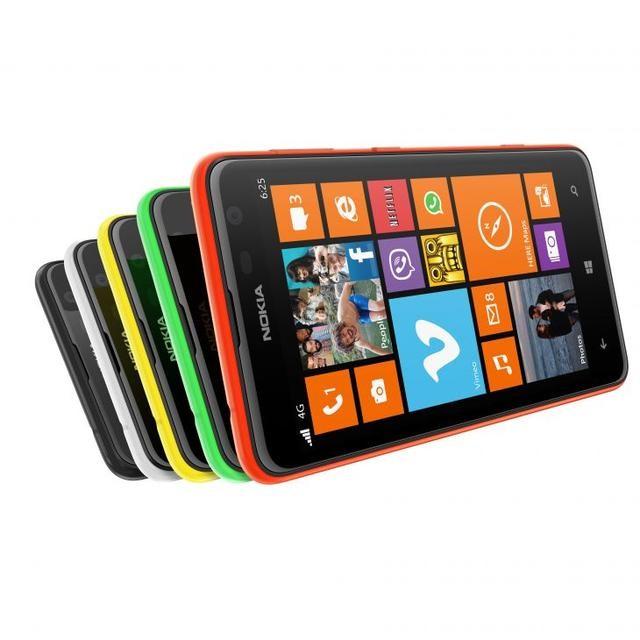 Nokia Lumia 625 oficial 2