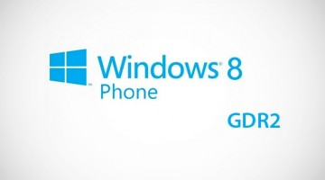 Novedades de Windows Phone 8 GDR2