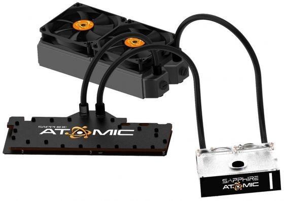 Refrigeración Sapphire HD 7990 Atomic