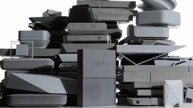 Te mostramos los diseños descartados de Xbox One