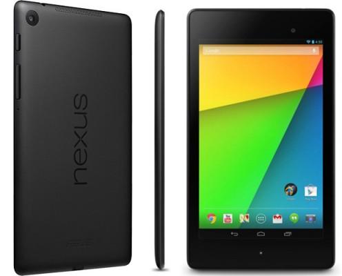 Ya es oficial la tablet Nexus 7 de segunda generación