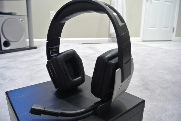 auriculares gamers Coolermaster CM Storm Pulse-R 2