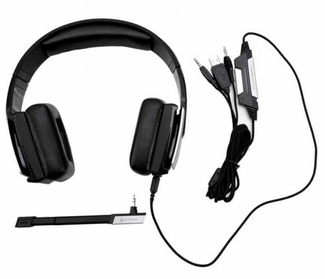 auriculares gamers Coolermaster CM Storm Pulse-R