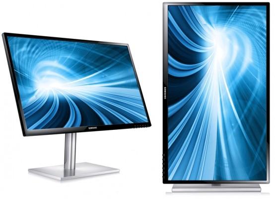 monitores multi-táctil de Samsung