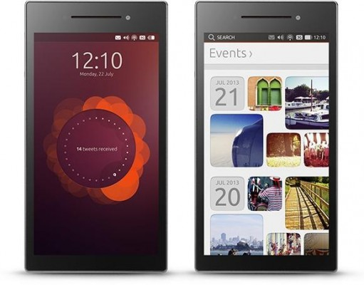 smartphone de Ubuntu