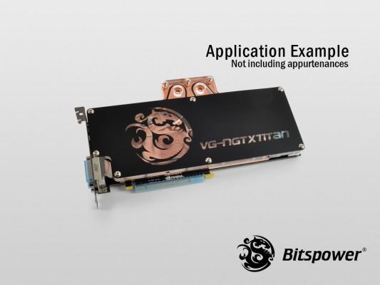 Bitspower para GeForce GTX Titan 2