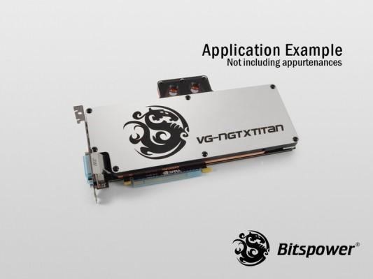 Bitspower para GeForce GTX Titan 7