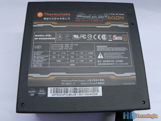 FUENTE-THERMALTAKE-SMART-M650W -10