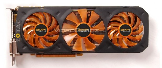 GeForce GTX 780 AMP de ZOTAC 1